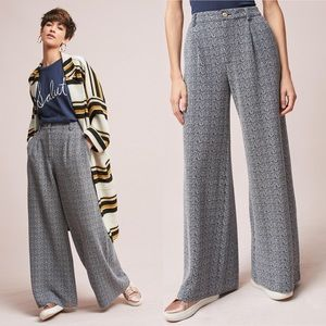 Anthropologie | Cartonnier Wide-leg Trousers